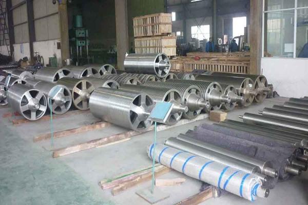 Stabilizer roll